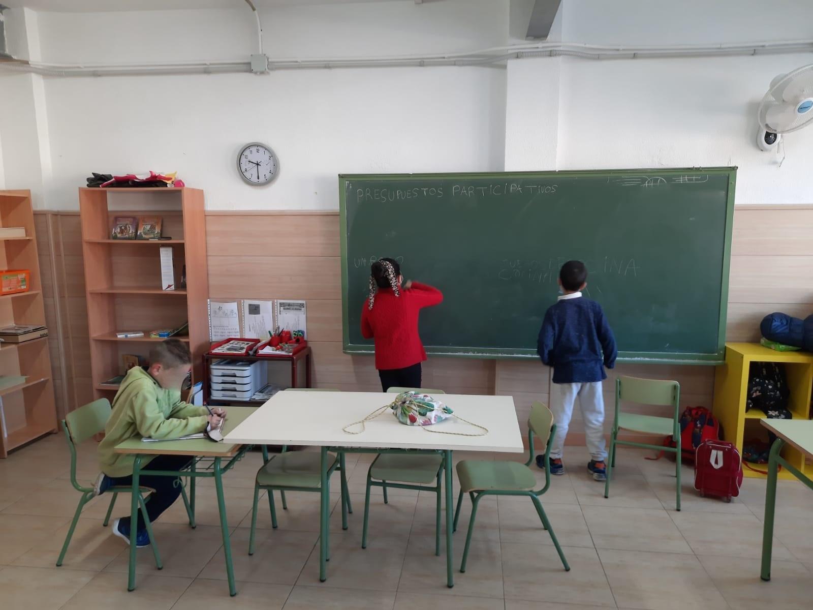 CEIP Felciiano Sánchez Fase 1 Foto 1