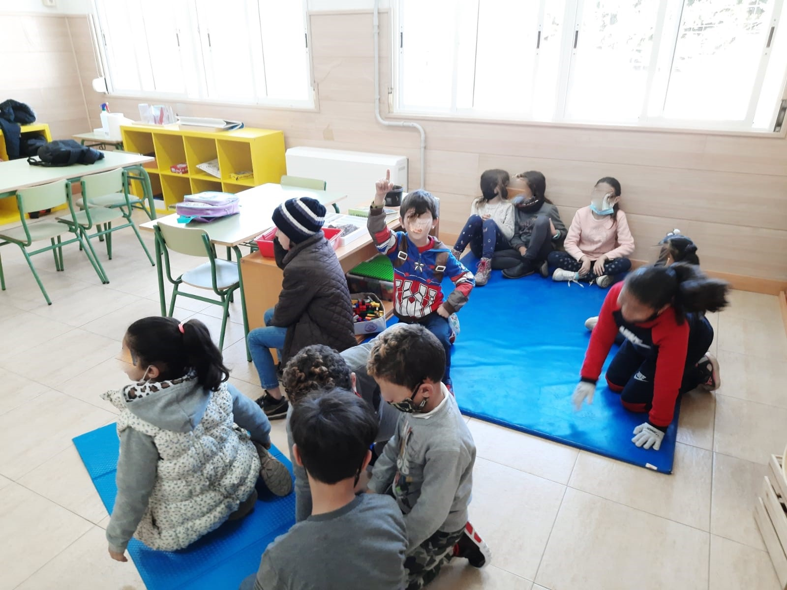 CEIP Felciiano Sánchez Fase 1 Foto 3