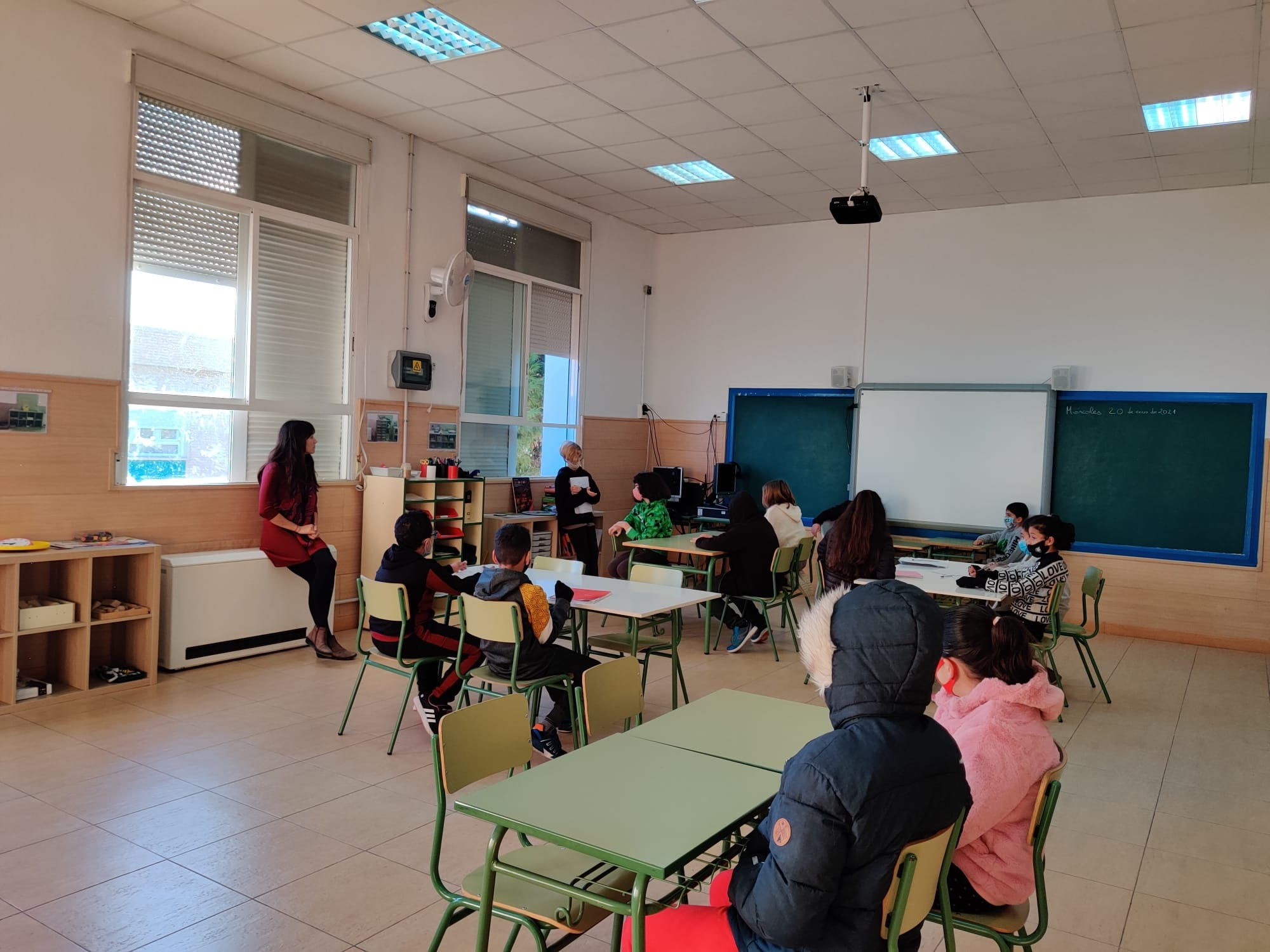 CEIP Felciiano Sánchez Fase 1 Foto 4