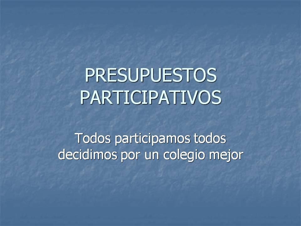 6 PRESUPUESTOS PARTICIPATIVOS2