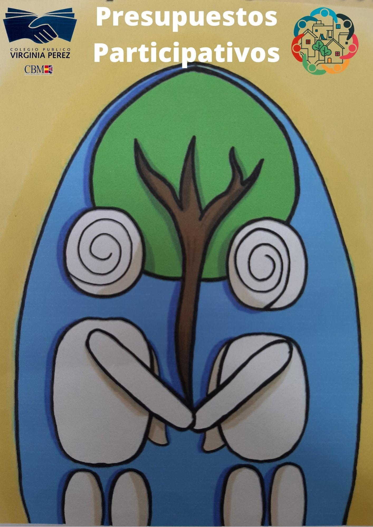 CEIP Virginia Pérez. Fase 1. Logo