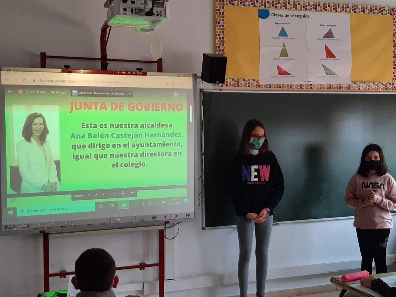 CEIP Virginia Pérez. Fase 1